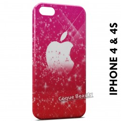 iPhone 4/4S Pink Apple