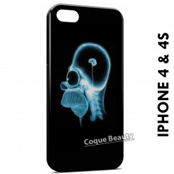 iPhone 4/4S Simpsons Homer X-Ray