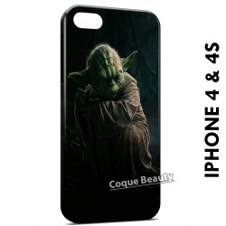 iPhone 4/4S Star Wars Yoda
