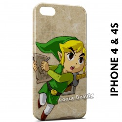 coque iphone 4 zelda