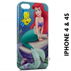 iPhone 4/4S Ariel The Little Mermaid 5