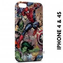 iPhone 4/4S Comics Spiderman