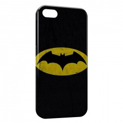 Coque iPhone 7 Plus (+) Batman Logo Jaune