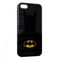 Coque iPhone 7 Plus (+) Batman Ombre et Logo