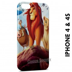 iPhone 4/4S The Lion King 6