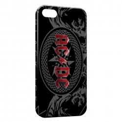Coque iPhone SE ACDC Music Rock