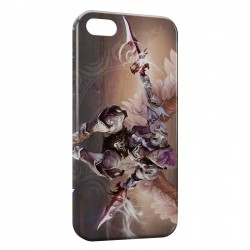 Coque iPhone SE Aion Game