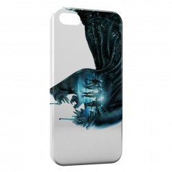 Coque iPhone SE Aliens