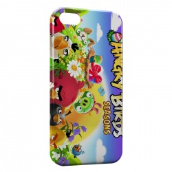 Coque iPhone SE Angry Birds 2