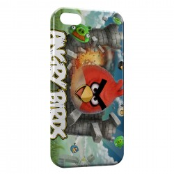 Coque iPhone SE Angry Birds 3