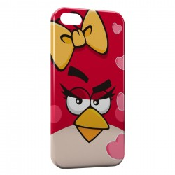 Coque iPhone SE Angry Birds 4