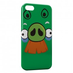 Coque iPhone SE Angry Birds 7