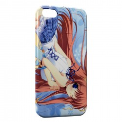 Coque iPhone SE Anime Girl Manga Sexy 2