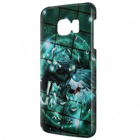 Coque Galaxy A5 (2016) Angel's Prison