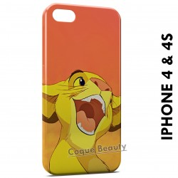 iPhone 4/4S Simba The Lion King