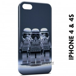 iPhone 4/4S Stormtrooper Lego Star Wars