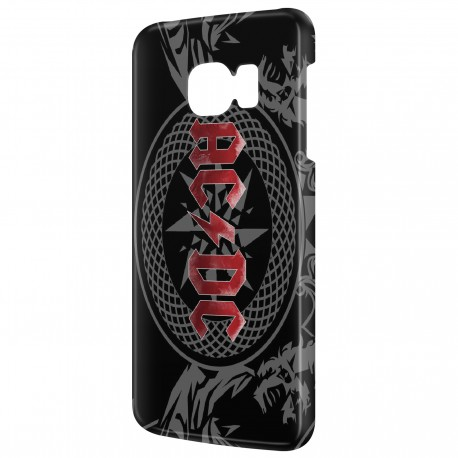 Coque Galaxy A7 (2016) ACDC Music Rock