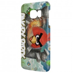 Coque Galaxy A7 (2016) Angry Birds 3