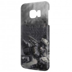 Coque Galaxy A7 (2016) Armored Core Game
