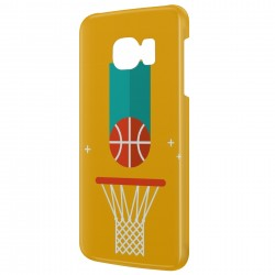 Coque Galaxy A7 (2016) BasketBall Light