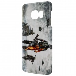 Coque Galaxy A7 (2016) Battlefield 3 Game 2