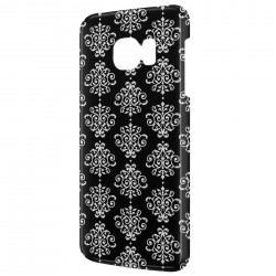 Coque Galaxy A7 (2016) Beautiful Flowers Design