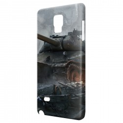 Coque Galaxy Note 4 World of Tanks 2