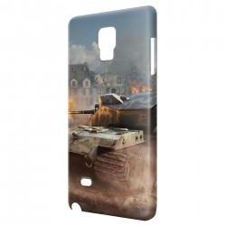 Coque Galaxy Note 4 World of Tanks 3