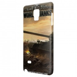 Coque Galaxy Note 4 World of Tanks 4
