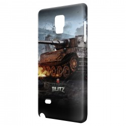 Coque Galaxy Note 4 World of Tanks 5