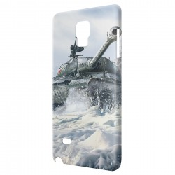 Coque Galaxy Note 4 World of Tanks 6