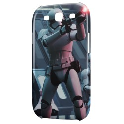 Coque Galaxy S3 Stormtrooper Star Wars Graphic 3 Fire