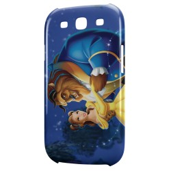 Coque Galaxy S3 The Beauty and The beast Disney