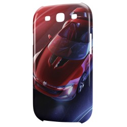 Coque Galaxy S3 Volkswagen GTI Roadster concept car 2