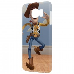 Coque Galaxy S6 Woody Toy Story Cowboy