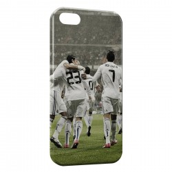 Coque iPhone 5 & 5S Real Madrid Ronaldo Cristiano Football