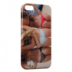 Coque iPhone 5 & 5S Sexy Girl Beach 12