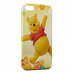 Coque iPhone 5 & 5S Winnie l'Ourson Graphic