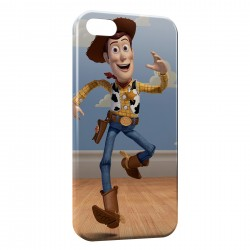 Coque iPhone 5 & 5S Woody Toy Story Cowboy