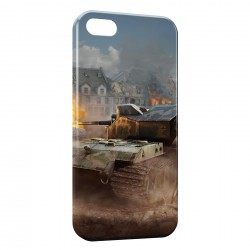 Coque iPhone 5 & 5S World of Tanks 3