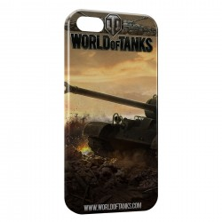 Coque iPhone 5 & 5S World of Tanks 4
