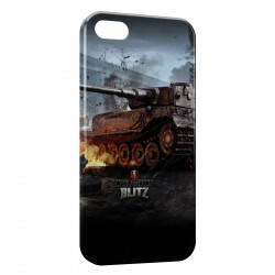 Coque iPhone 5 & 5S World of Tanks 5