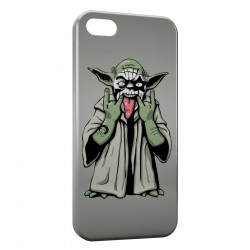 Coque iPhone 5 & 5S Yoda Star Wars Yo