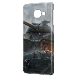 Coque Galaxy A7 (2016) World of Tanks 2