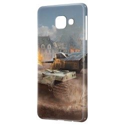 Coque Galaxy A7 (2016) World of Tanks 3