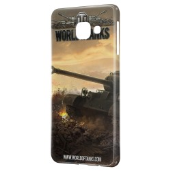 Coque Galaxy A7 (2016) World of Tanks 4