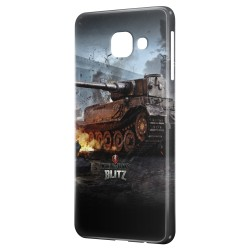 Coque Galaxy A7 (2016) World of Tanks 5