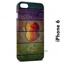 iPhone 6 Apple Wood