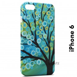 iPhone 6 Tree Paint