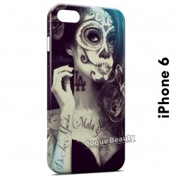 iPhone 6 Girl Tattoo